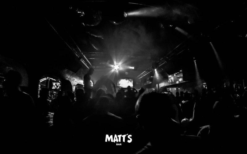 music albufeira matt's