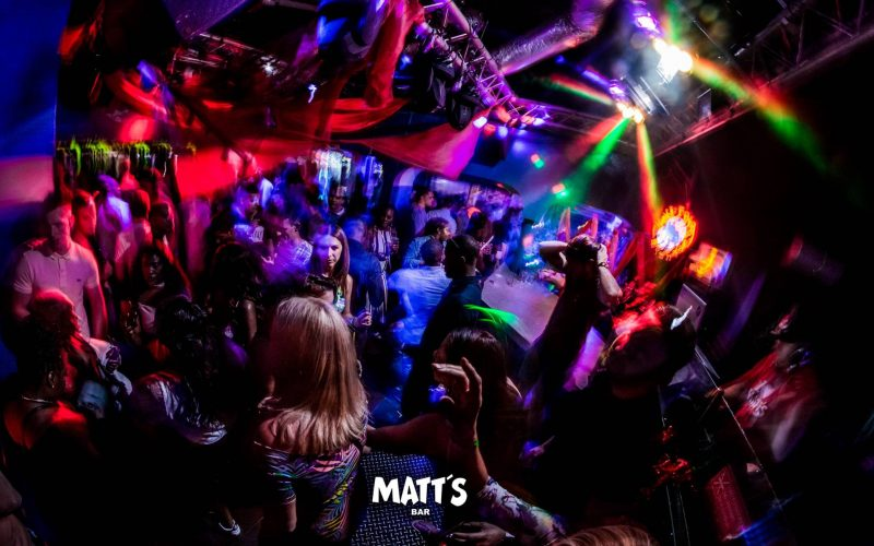 party time matts bar albufeira