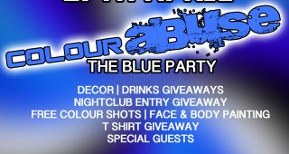 best albufeira bar blue party