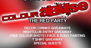 albuferia best night red party