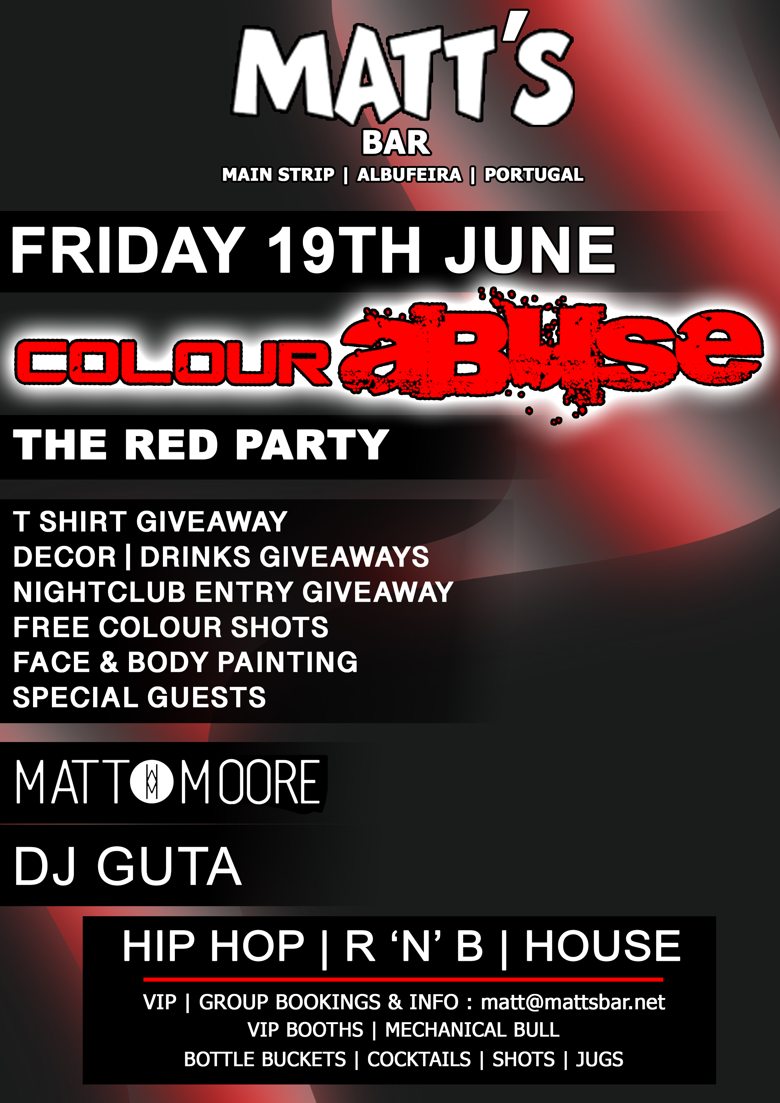THE RED PARTY