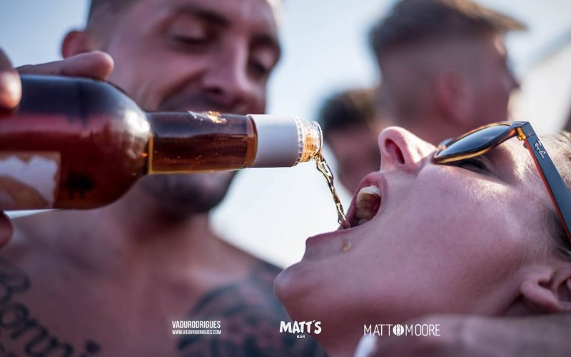 free shot boat party albufeira