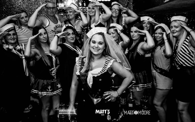 Hen Party Matt's