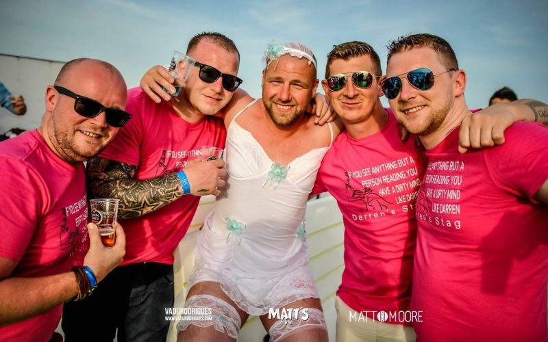 stag boat party