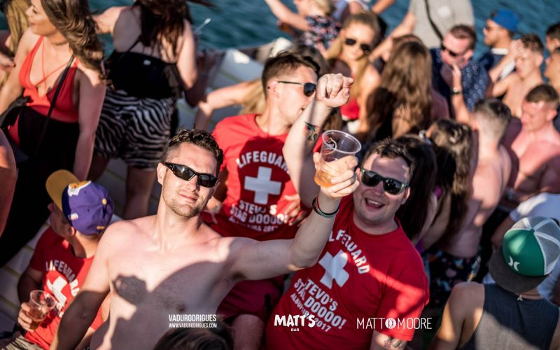 stag party best boat